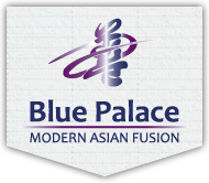 Restaurant Blue Palace Logo